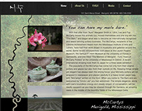 McCartys Pottery Website