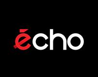 echo. Campaña + Brand.