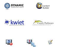 Various Logos/Icons
