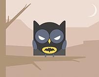 Superhero-Owl-Club