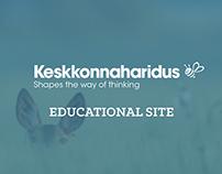 Keskkonnaharidus Environmental Education