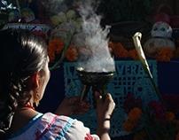 Alters & Incense: Día de los Muertos 2012