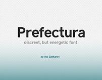 Free Prefectura Sans Serif Font