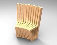 Linea de muebles CREAM.
