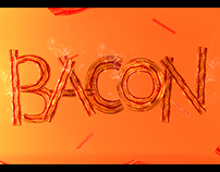 """B"" for BACON"