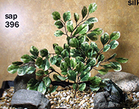 jade spray silk 1012 reptile plant ron beck designs