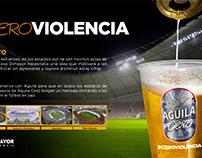 #ceroviolencia
