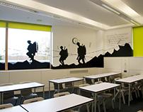 WW1 - History classroom