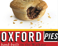 Oxford Pies: campaign