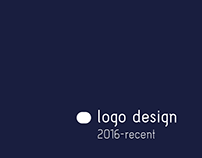 LOGO design 2016-recent
