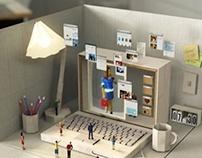 "IBM ""Ahead of Demand"""