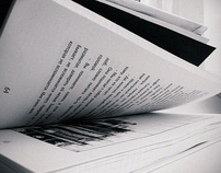 Styling of the book by Haruki Murakami