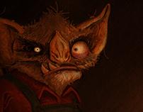 Beauty Smith- Fruit Bat