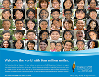 IMF Board Of Directors' Meeting - Smile For Singapore