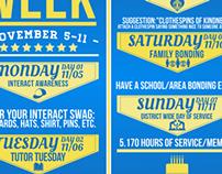 Interact Week