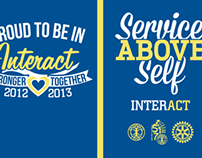 Interact Shirt Designs