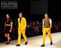PHILIPPINE FASHION WEEK SPRNG SMMR 2013: MELCHOR GUINTO