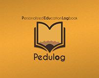 Pedulog logo design