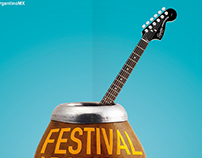 Poster: Festival Argentino