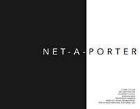 Net-a-Porter Pop Up Shop Proposal