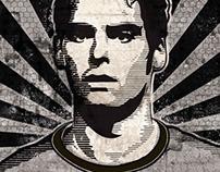 Yoann Gourcuff Portrait