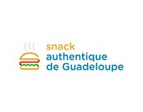 Snack authentique de Guadeloupe