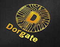 Dorgate Logo & business card