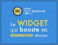 Infographie · Hôtel Price Explorer