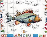 6by6 BlogART - FishDish