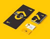 Upcapp - Visual Identity