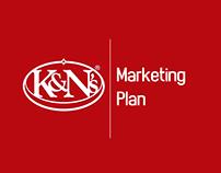 Pecha Kucha for K&N's Marketing Plan | Pakistan