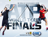 FOX Sports - ATP World Tour Finals 2015