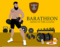 GAME OF GYMS