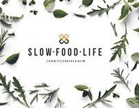 SLOW - logo/ci/blog web