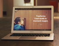 Photoshutt   Web Design