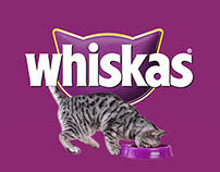 Diseño Social Media - Whiskas