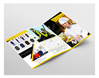 3 Folding Brochure