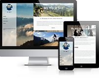 OS Traveler Joomla template