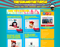 Webpage - The Sun and the Turtle