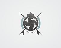 Festival - Surfwear Logo
