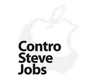Contro Steve Jobs - codice edizioni - book design