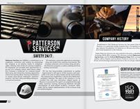 Patterson Services, Inc - Brochure Design