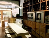 Wine bar at the heart of the Priorat
