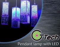pendant lamp Catalog Design