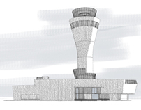 Control Tower in DMD Airport