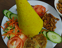 Andrea's Food Heritage: Nasi Tumpeng