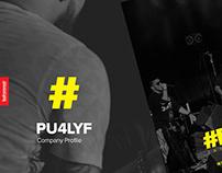 PU4LYF Entertainment Profile