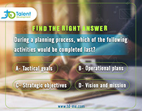 Talent Development Q&A Campaign