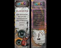 Elife Book separetor Music