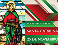 Anúncio | Santa Catarina de Alexandria